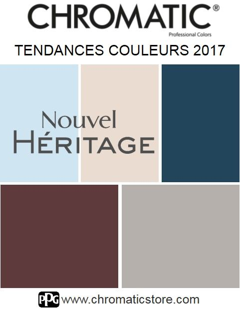 d co salon tendances chromatic 2017 d couvrez l 39 univers couleur du th me nouvel. Black Bedroom Furniture Sets. Home Design Ideas