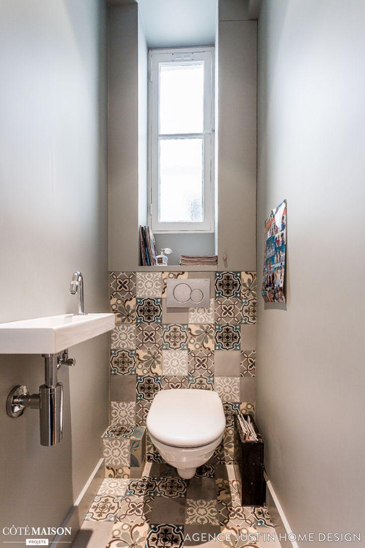 Idée décoration Salle de bain - Rénovation complète et décoration d ...