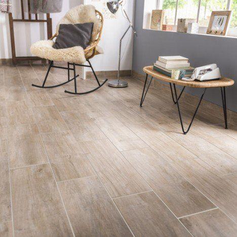 id e d coration salle de bain carrelage sol et mur naturel effet bois oural x cm. Black Bedroom Furniture Sets. Home Design Ideas