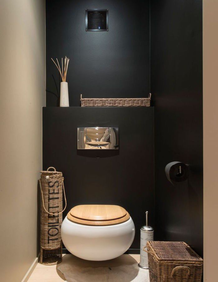 Id e d coration salle de bain deco wc suspendu original for Deco design magazine