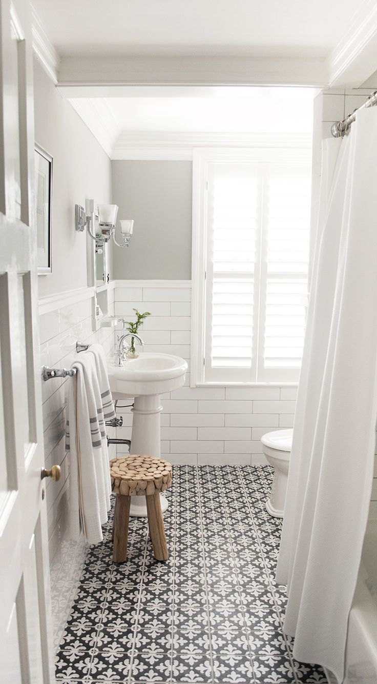 Id e d coration salle de bain des touches d co pour une for Idee salle de bain contemporaine