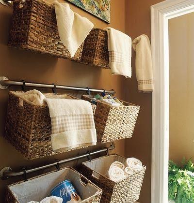 Idée décoration Salle de bain - DIY réaliser de jolis pots ...