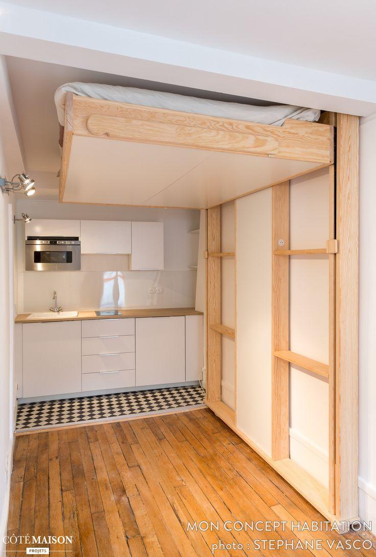 id e d coration salle de bain eliott nous a confi la r novation de son 14m2 avec pour but de. Black Bedroom Furniture Sets. Home Design Ideas