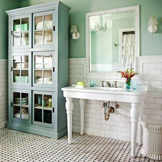 Idée décoration Salle de bain - Meubles de salle de bain ...