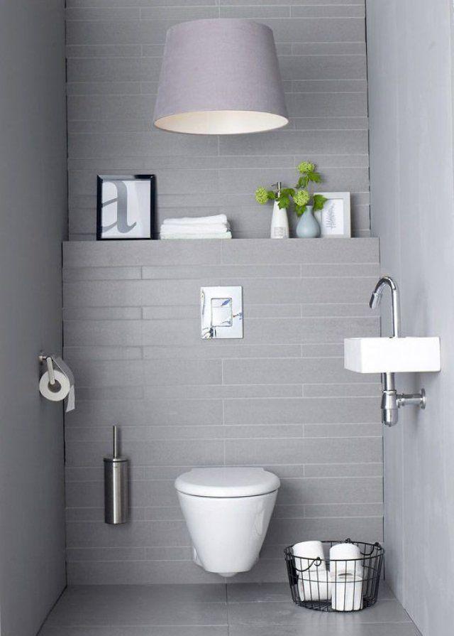 Idée décoration Salle de bain - Pour créer des wc au design ...