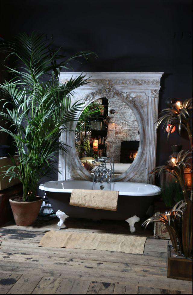 Idee Decoration Salle De Bain Poursuivons Avec Les