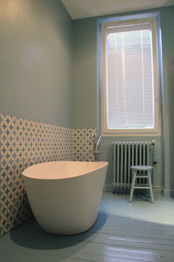 id e d coration salle de bain salle de bain carreaux de. Black Bedroom Furniture Sets. Home Design Ideas