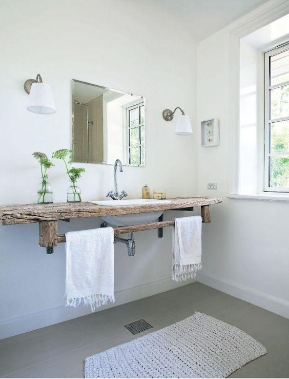 description salle de bain pure - Salle De Bain Epuree