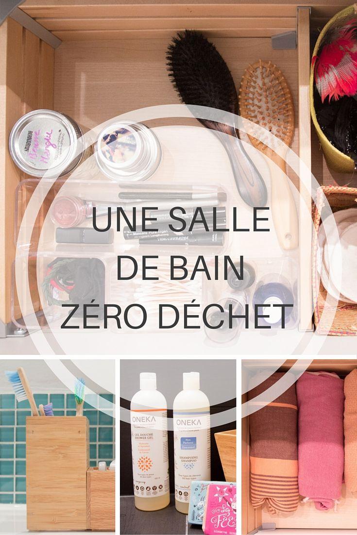 Miroir Salle De Bain Lumineux Ikea ~ Une Salle De Bain Z Ro D Chet A Zero Waste Bathroom Voici Mes