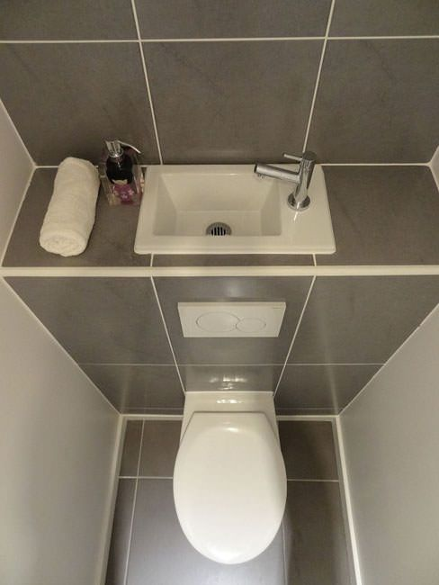 id e d coration salle de bain vous manquez d 39 espace pour installer un lave mains dans vos. Black Bedroom Furniture Sets. Home Design Ideas
