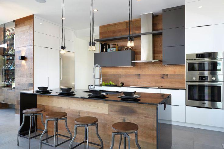 id e relooking cuisine armoires de cuisine moderne. Black Bedroom Furniture Sets. Home Design Ideas
