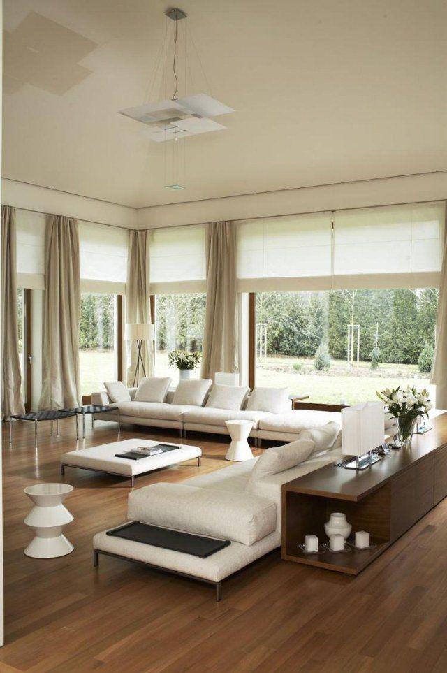 Emejing Photos Salon Moderne Pictures - Amazing House Design ...