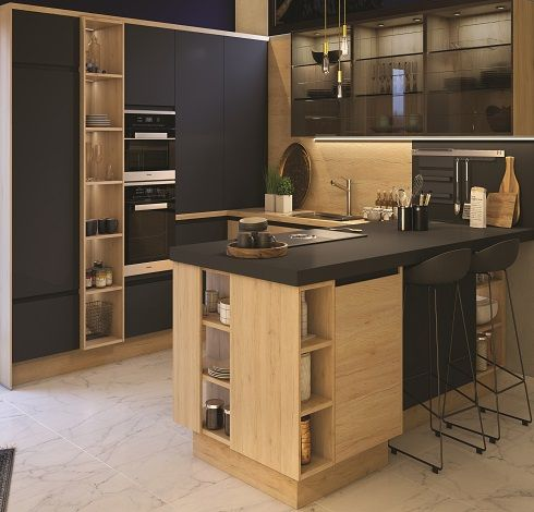 id e relooking cuisine cuisine nature et quip e clara. Black Bedroom Furniture Sets. Home Design Ideas