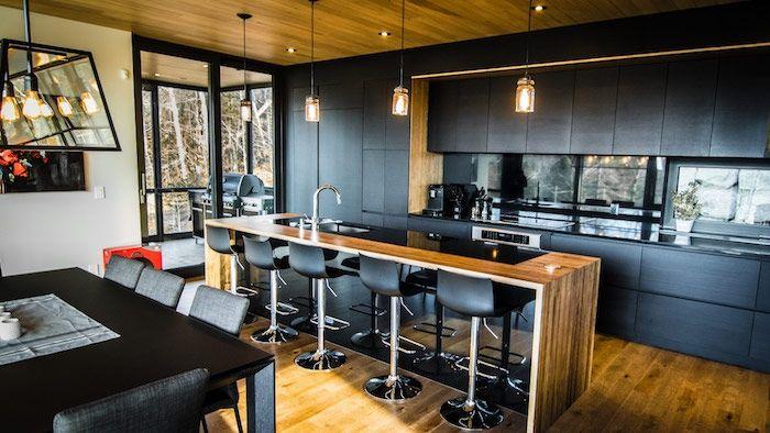 Id e relooking cuisine cuisines quip es mod le de cuisine ikea noire - Cuisine ikea modele ...