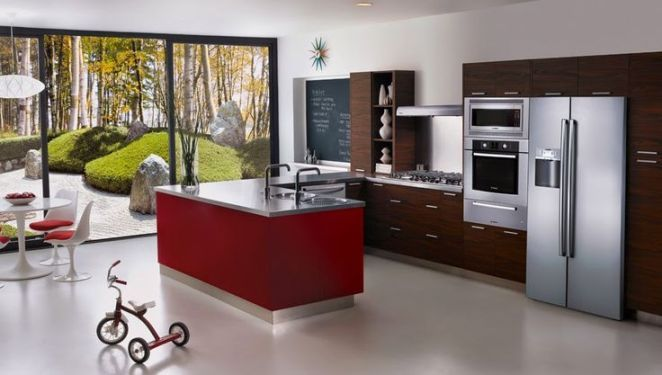 Id e relooking cuisine id e relooking cuisine modele de cuisine - Exemple de cuisine repeinte ...
