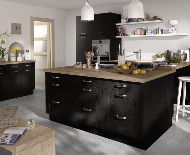 id e relooking cuisine meuble de cuisine castorama leading inspiration. Black Bedroom Furniture Sets. Home Design Ideas