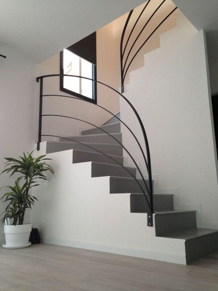 Idée relooking cuisine - Vous avez prévu un escalier dans votre ...
