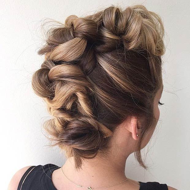 Id es coupe cheveux pour femme 2017 2018 28 coiffures for Idee coupe de cheveux femme 2017