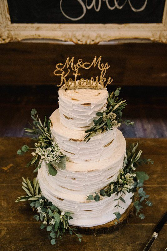 Pièce Montée 2017 Gâteau De Mariage Rustique Glaçage Au