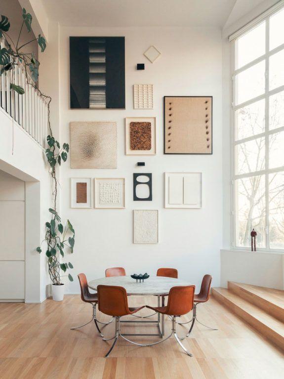 Salle manger affordably artful spaces listspirit for Salle a manger tendance 2017