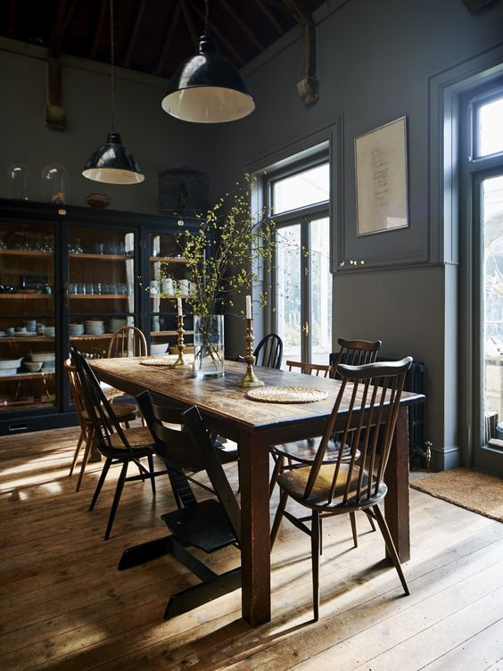 Description English Kitchen Dining Room London