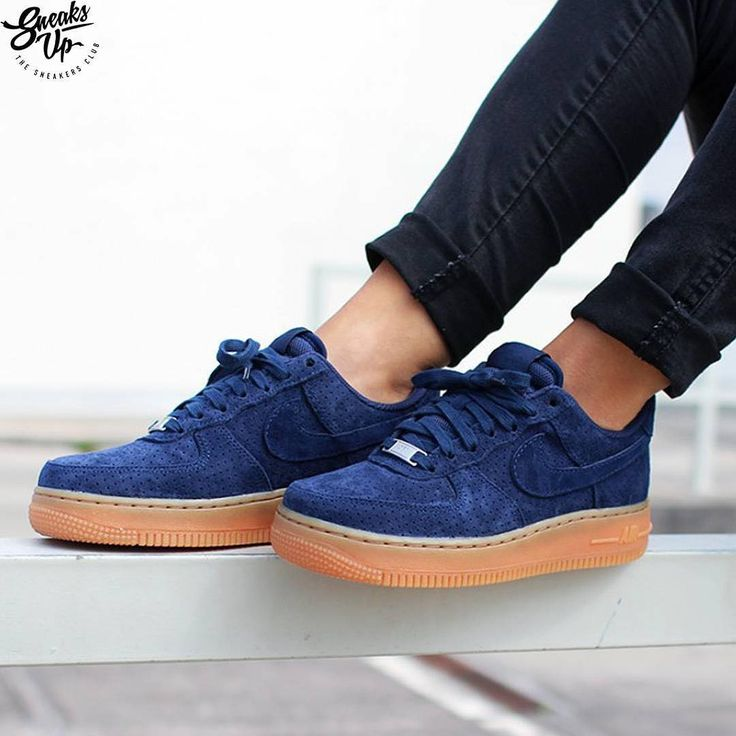 tendance basket 2017 sneakers femme nike air force 1 sneaks up. Black Bedroom Furniture Sets. Home Design Ideas