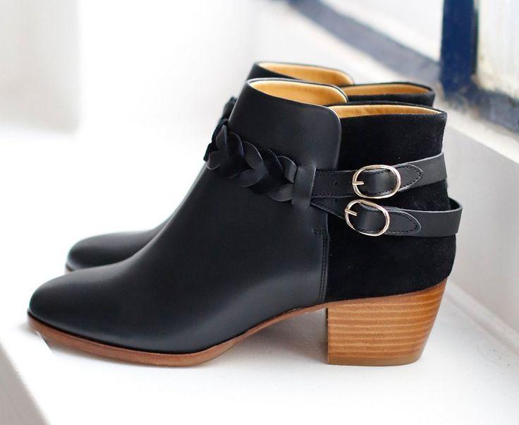 tendance chaussures 2017 des boots automne hiver 2017. Black Bedroom Furniture Sets. Home Design Ideas