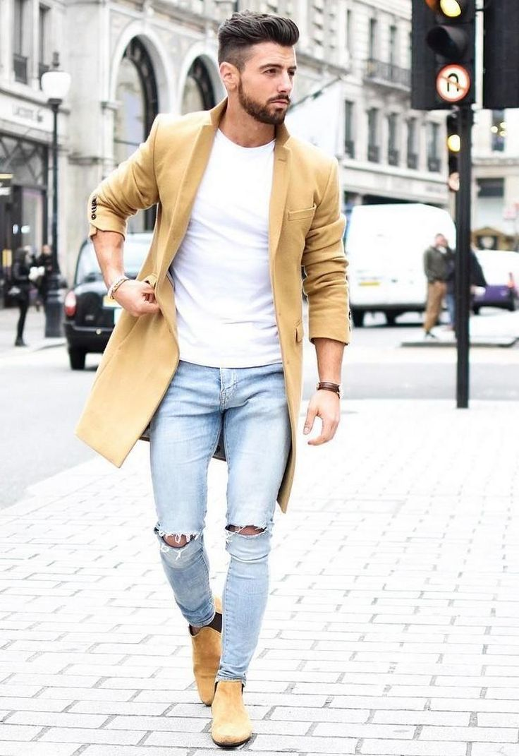 Tendance de mode homme