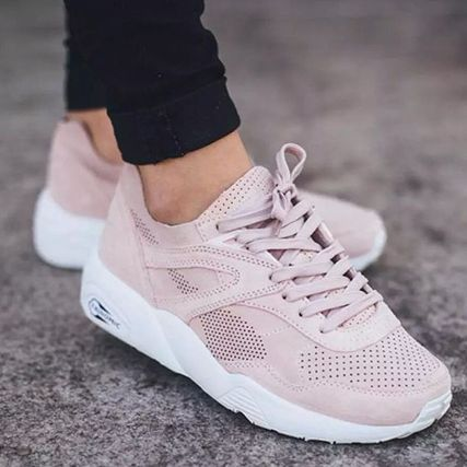 tendance chaussures 2017 puma baskets femme r698 soft rose pale laboutiqueofficie. Black Bedroom Furniture Sets. Home Design Ideas