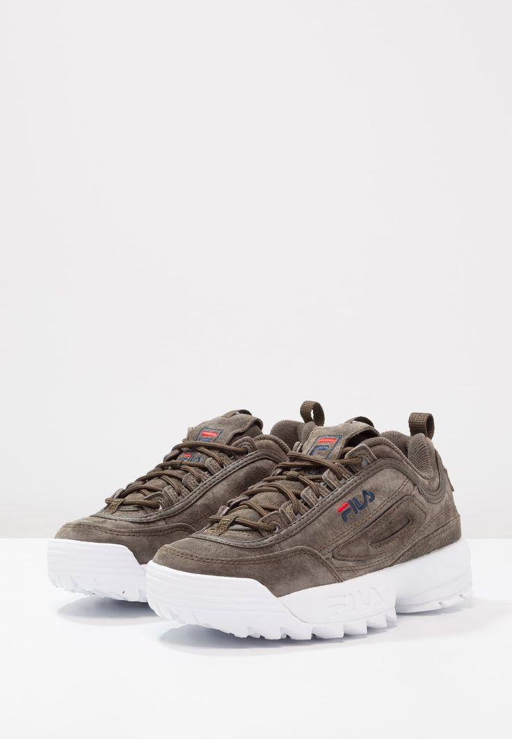 2017 Chaussures Sneakers Disruptor Tendance Women Fila FJcuTK3l1