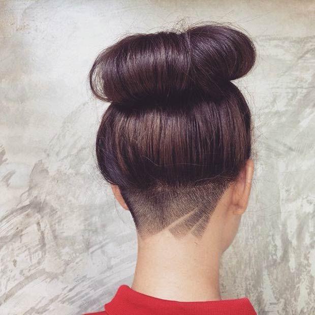 Id es coupe cheveux pour femme 2017 2018 les styles undercut ont t et sont toujours tr s - Coupe undercut femme ...