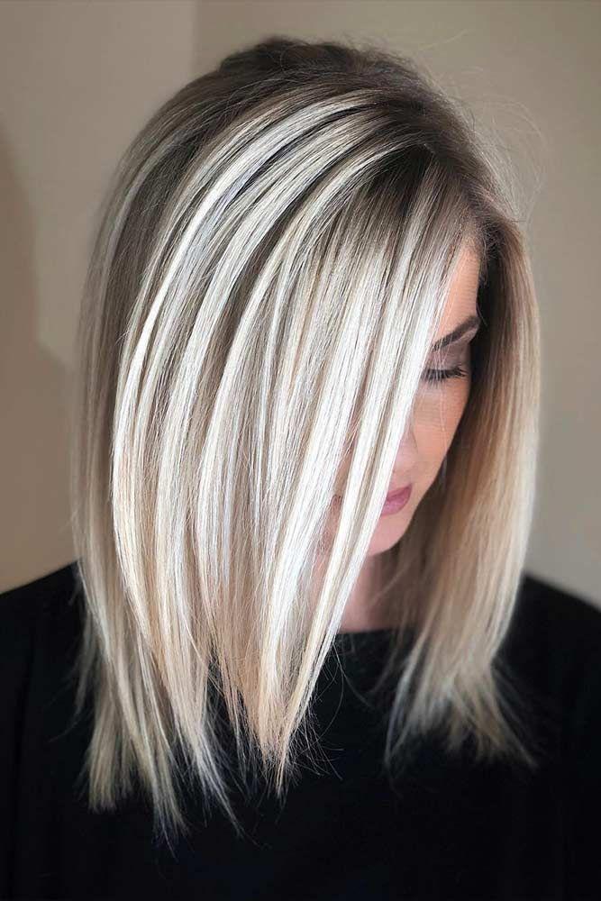 Nouvelle Tendance Coiffures Pour Femme 2017 / 2018 - Bob Coiffures: Coupe de cheveux parfaite ...