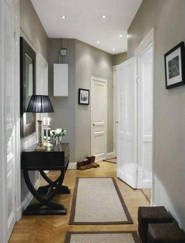 Déco Salon - décoration couloir entrée etroit - ListSpirit.com ...