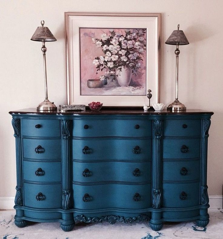 relooker meuble ancien commode bleu fonce leading inspiration culture. Black Bedroom Furniture Sets. Home Design Ideas