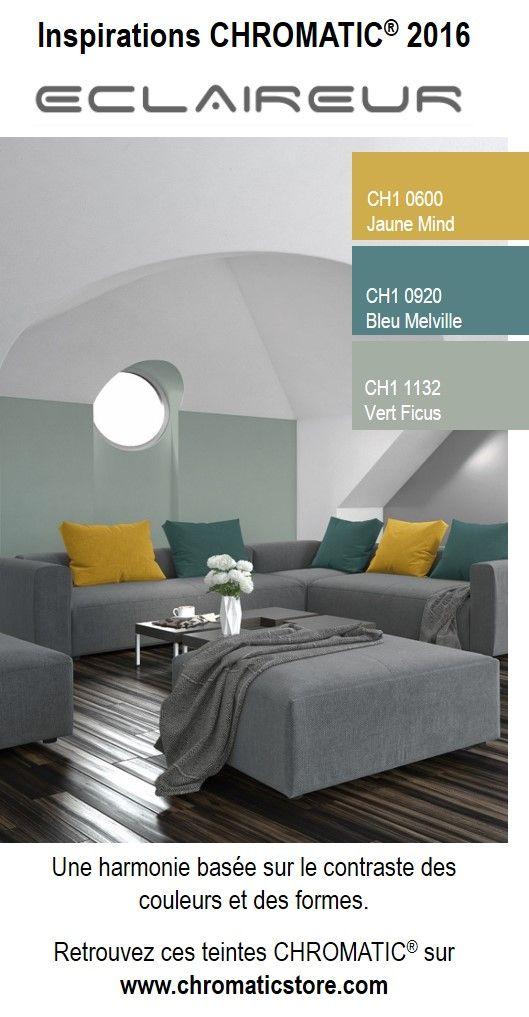 harmonie des couleurs dans une maison perfect comment assortir les couleurs des vtements with. Black Bedroom Furniture Sets. Home Design Ideas