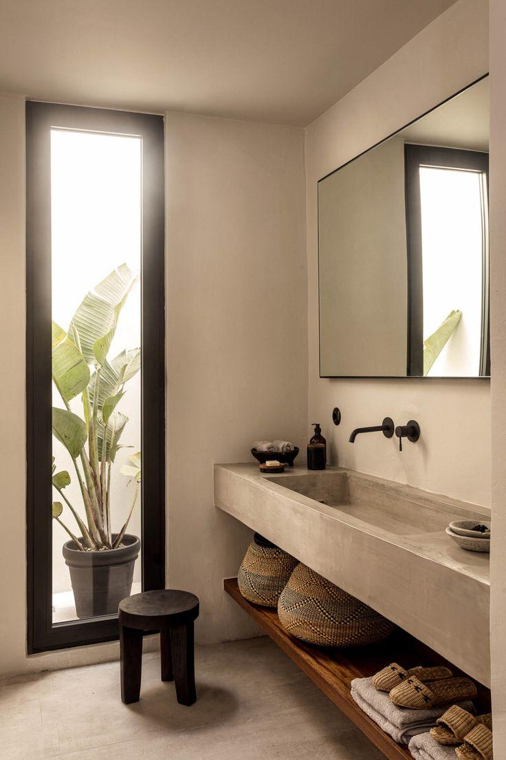 id e d coration salle de bain cocoon modern bathroom. Black Bedroom Furniture Sets. Home Design Ideas