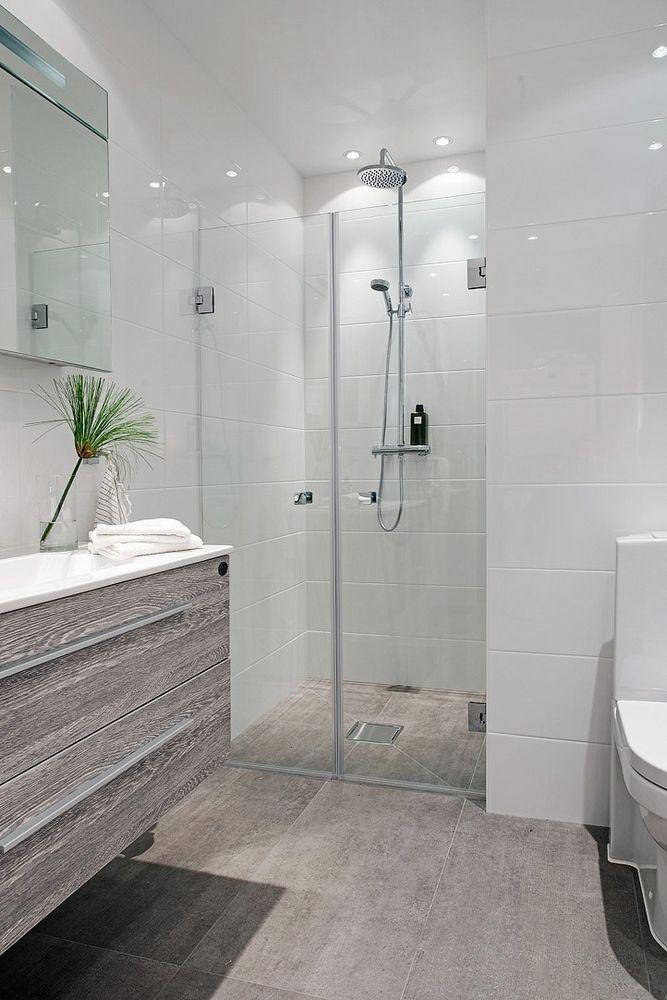 Id e d coration salle de bain d couvrir l 39 endroit du for Deco salle de bain grise et blanche