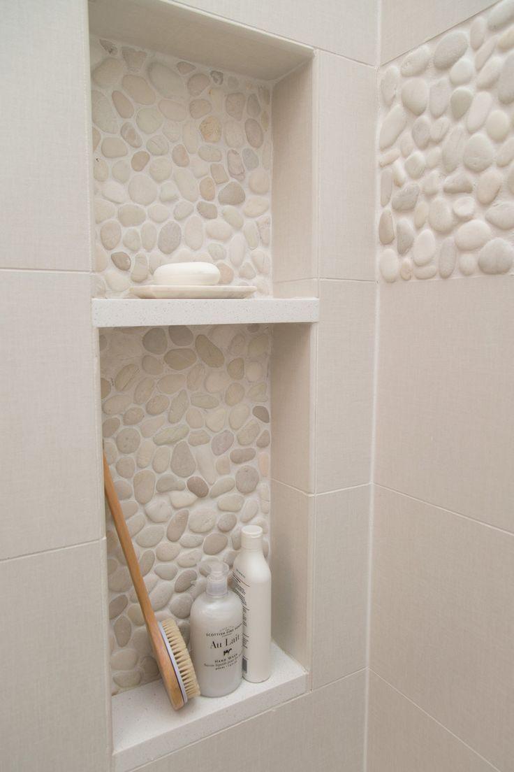 Idée décoration Salle de bain - Master bathroom remodel; shower ...
