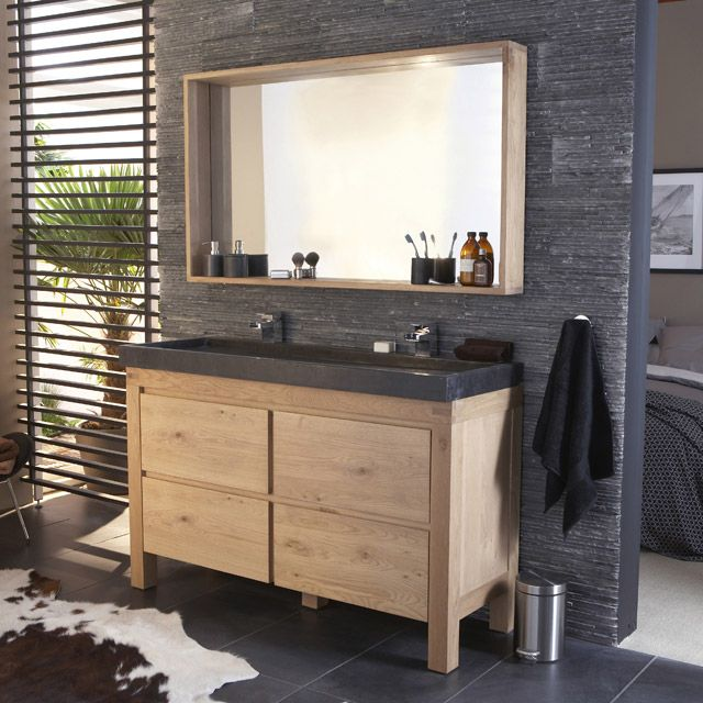 id e d coration salle de bain meuble castorama de salle de bain en ch ne fabricant cooke. Black Bedroom Furniture Sets. Home Design Ideas