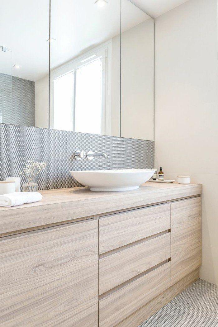 id e d coration salle de bain meubles sous evier en bois clair mobalpa salle de bain. Black Bedroom Furniture Sets. Home Design Ideas