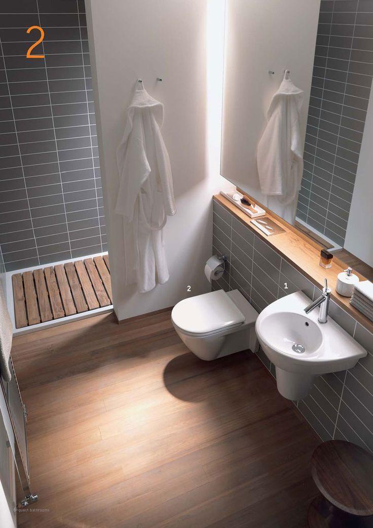 id e d coration salle de bain petite salle de bain leading inspiration. Black Bedroom Furniture Sets. Home Design Ideas