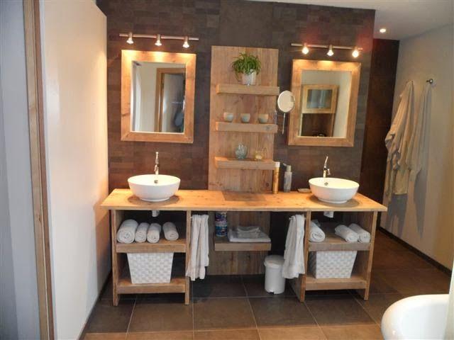Idée décoration Salle de bain Salle de bain ListSpirit