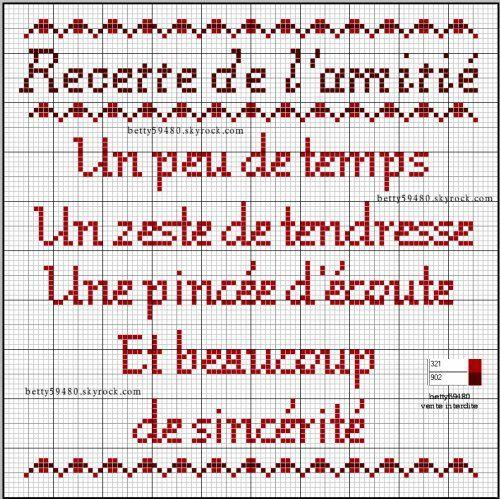 Id e relooking cuisine brodeuse embroiderer citation - Cuisine et croix roussien ...