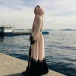 Idée relooking cuisine – Hijab Fashion 2016 2017  Sélection de looks  tendances spécial voilées Lo… 51e2170b8da