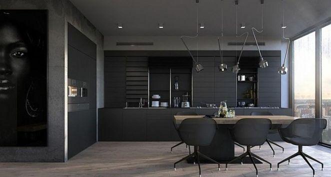 Id e relooking cuisine id e relooking cuisine mod le de for Modele cuisine noire