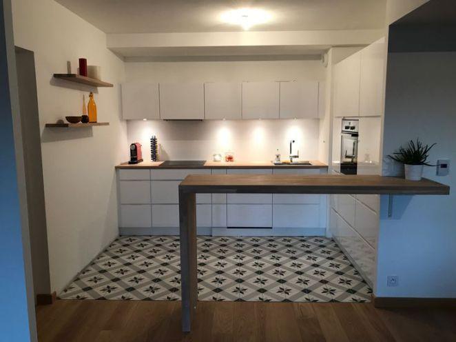 Id e relooking cuisine id e relooking cuisine r novation d 39 une cuisine avec le mod le de - Idees renovation cuisine ...