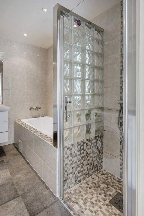 Id e relooking cuisine petite salle de bains moderne for Relooking salle de bain