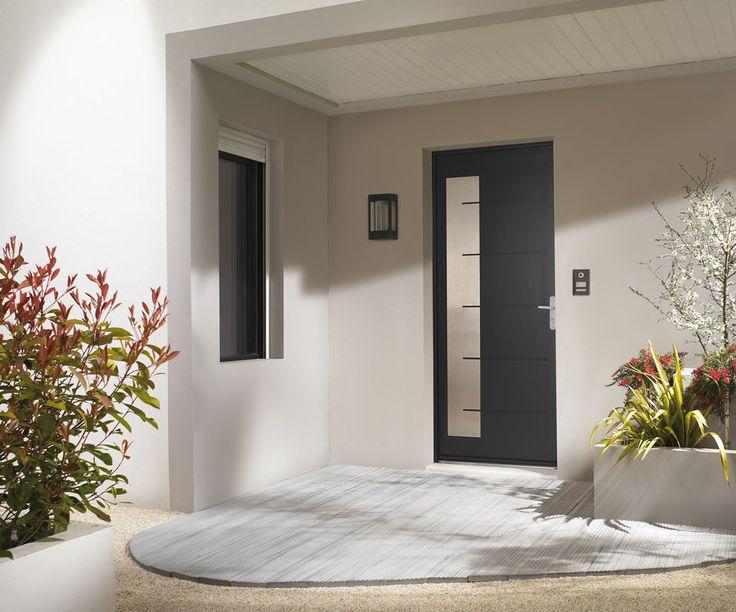 id e relooking cuisine porte d 39 entr e zilten composite. Black Bedroom Furniture Sets. Home Design Ideas