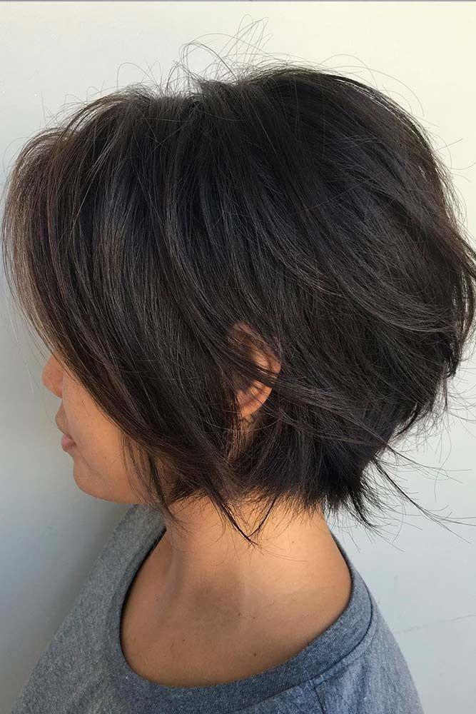 nouvelle tendance coiffures pour femme 2017 2018 14 coupes de cheveux courtes et adorables. Black Bedroom Furniture Sets. Home Design Ideas