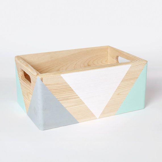 Relooking et d coration 2017 2018 bo te de rangement - Decoration boite en bois ...